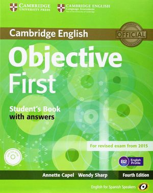 OBJECTIVE FIRST (4TH ED.) SELF-STUDY PACK