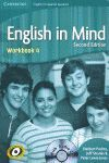 ENGLISH IN MIND FOR SPANISH SPEAKERS LEVEL 4 WORKBOOK WITH AUDIO CD 2ND EDITION