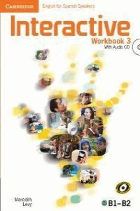 INTERACTIVE FOR SPANISH SPEAKERS LEVEL 3 WORKBOOK WITH AUDIO CDS (2)