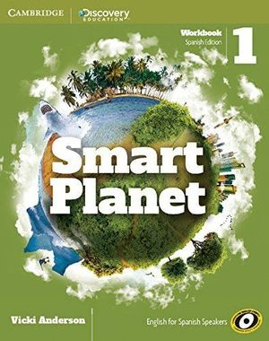 SMART PLANET 1º ESO WORKBOOK SPANISH
