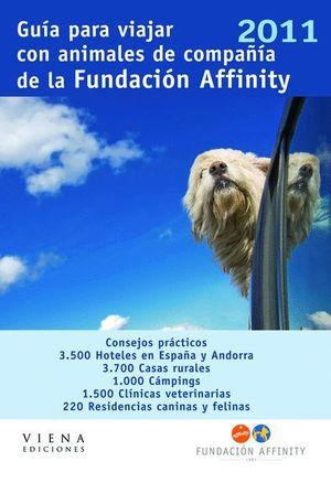 GUÍA PARA VIAJAR CON ANIMALES DE COMPAÑÍA DE LA FUNDACIÓN AFFINITY 2011