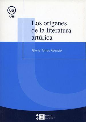 ORIGENES DE LA LITERATURA ARTURICA