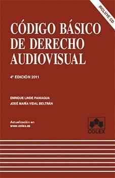 CODIGO BASICO DE DCHO. AUDIOVISUAL 4ª ED.