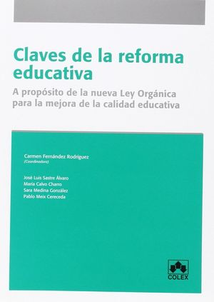 CLAVES DE LA REFORMA EDUCATIVA