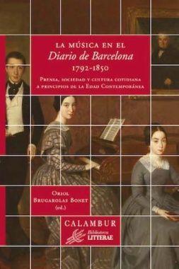 LA MUSICA EN EL DIARIO DE BARCELONA (1792-1850)