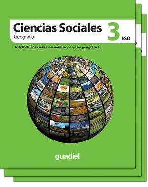 CIENCIAS SOCIALES, GEOGRAFÍA 3