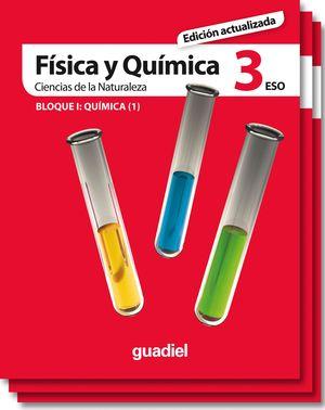 FÍSICA Y QUÍMICA 3 (ACTUALIZACIÓN 2012)
