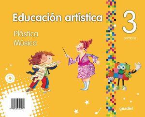 EDUCACIÓN ARTÍSTICA 3