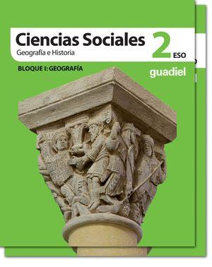 CIENCIAS SOCIALES, GEOGRAFÍA E HISTORIA, 2 ESO