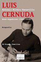 LUIS CERNUDA (AÑOS ESPAÑOLES 1902-1938)