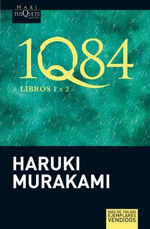 1Q84 (LIBROS 1 Y 2)