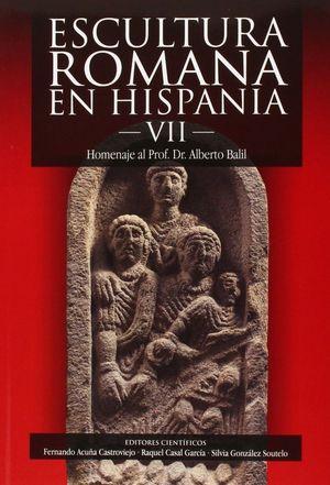 ESCULTURA ROMANA EN HISPANIA VII