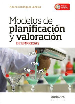 MODELOS DE PLANIFICACION Y VALORACION DE EMPRESAS + CD
