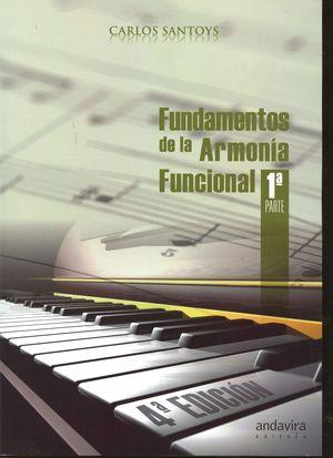 FUNDAMENTOS DE LA ARMONIA FUNCIONAL 1ªPARTE 3ªE.