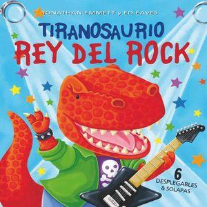 TIRANOSAURIO REY DEL ROCK