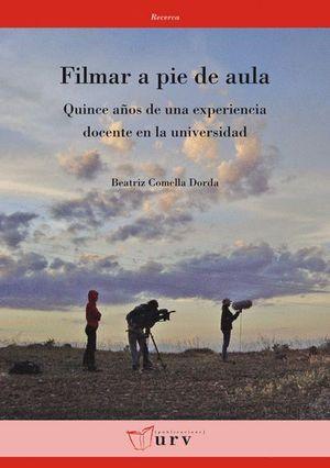 FILMAR A PIE DE AULA