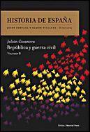 HISTORIA DE ESPAÑA VOL. 8 REPUBLICA Y GUERRA CIVIL