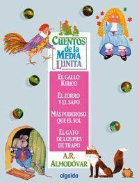 CUENTOS DE LA MEDIA LUNITA 1 (RUSTICA)