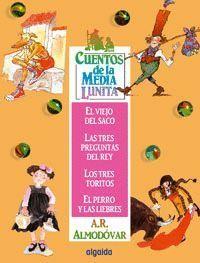CUENTOS DE LA MEDIA LUNITA 2 (RUSTICA)