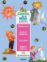 CUENTOS DE LA MEDIA LUNITA 4 (RUSTICA)