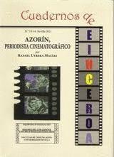 AZORÍN, PERIODISTA CINEMATOGRÁFICO