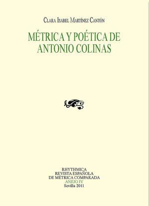 MÉTRICA Y POÉTICA DE ANTONIO COLINAS