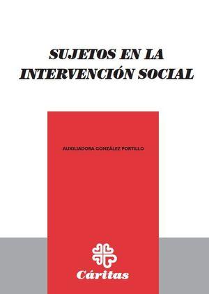 SUJETOS EN LA INTERVENCION SOCIAL