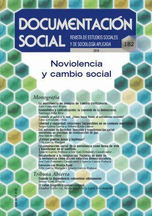 NOVIOLENCIA Y CAMBIO SOCIAL