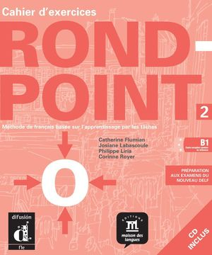 ROND POINT 2 EXERCICES +CD