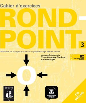 ROND POINT 3 CAHIER DE EXERCICES