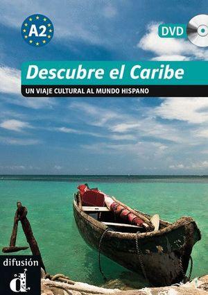DESCUBRE EL CARIBE + DVD A2