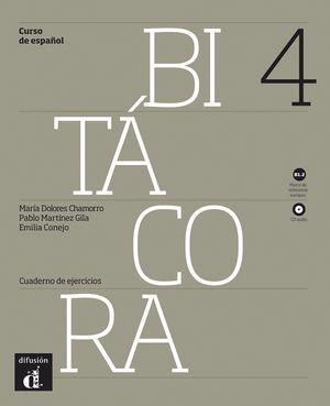BITACORA 4 - CUADERNO DE EJERCICIOS + CD - NIVEL B1.2