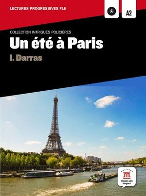 UN ETE A PARIS (A2) +MP3