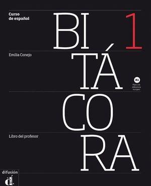 BITÁCORA 1 - LIBRO DEL PROFESOR - NIVEL A1