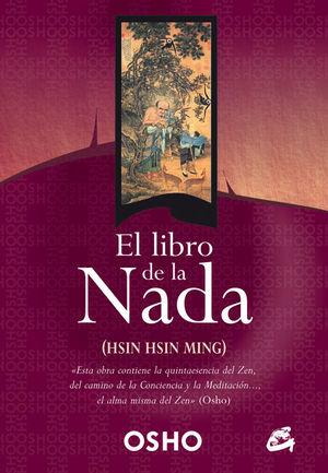EL LIBRO DE LA NADA