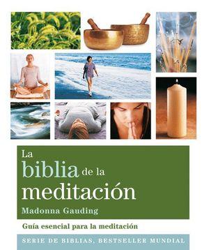 LA BIBLIA DE LA MEDITACION