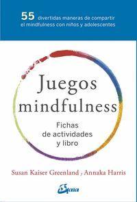 JUEGOS MINDFULNESS (FICHAS DE ACTIVIDADES + LIBRO)