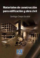 MATERIALES DE CONSTRUCCION PARA EDIFICACIONES Y OBRA CIVIL