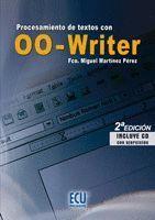 PROCESAMIENTO DE TEXTOS CON 00-WRITER +CD