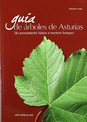 GUÍA DE ÁRBOLES DE ASTURIAS