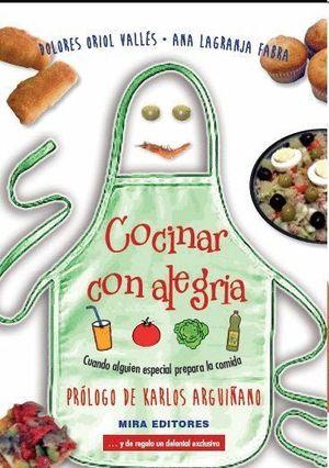 COCINAR CON ALEGRÍA