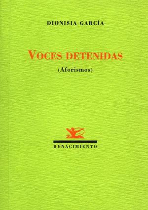 VOCES DETENIDAS