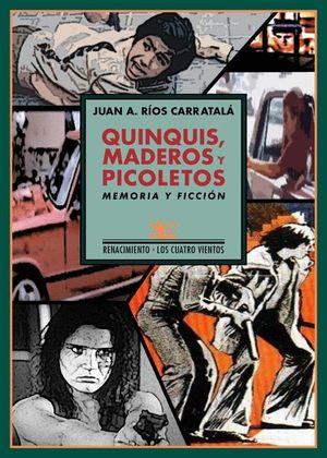 QUINQUIS, MADEROS Y PICOLETOS