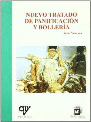 NUEVO TRATADO DE PANIFICACION Y BOLLERIA