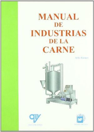 MANUAL DE INDUSTRIAS DE LA CARNE