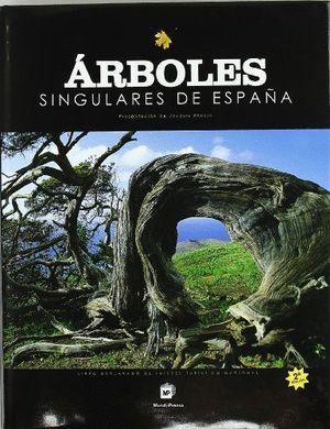 ARBOLES SINGULARES DE ESPAÑA (T)
