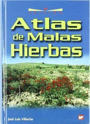 ATLAS DE MALAS HIERBAS (T)