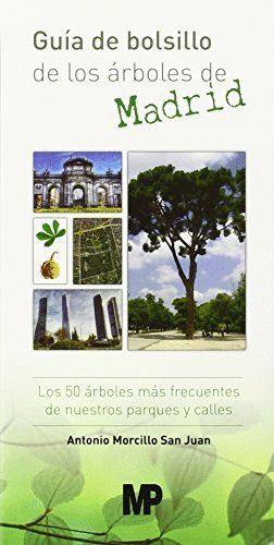 GUIA DE BOLSILLO DE LOS ARBOLES DE MADRID