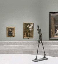 CATÁLOGO- ALBERTO GIACOMETTI EN EL MUSEO DEL PRADO