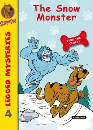 SCOOBY-DOO.THE SNOW MONSTER